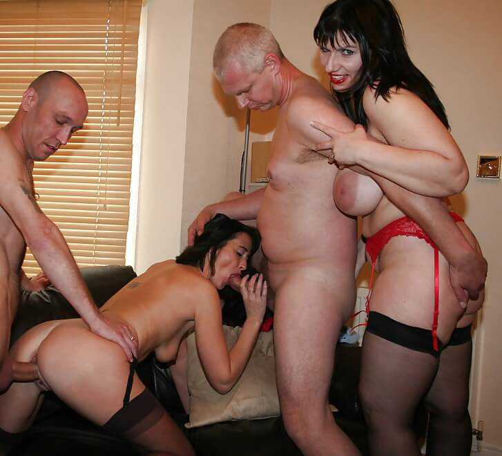 British Swinger Party