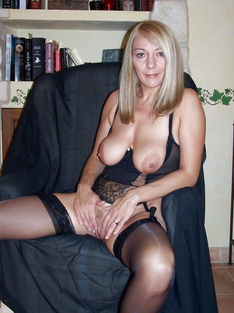 Mature Blonde Milf Wife Blowjobs