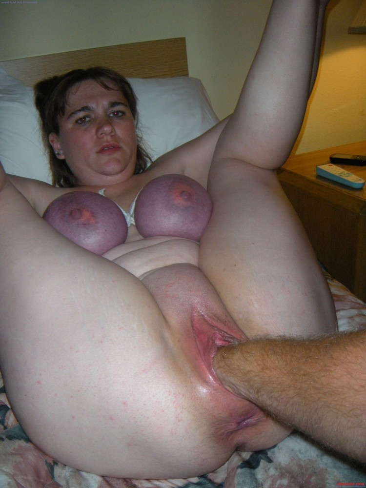 Chubby Mature Pussy Fist