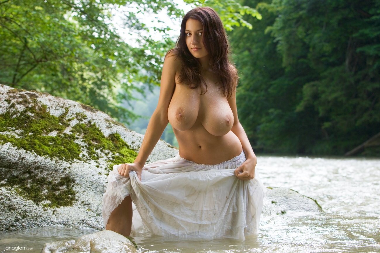 Are melina's breasts natural