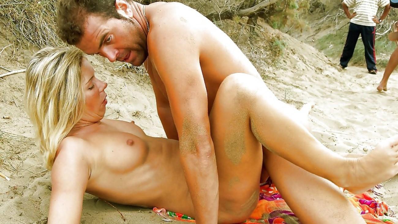 Sex video nudist camp