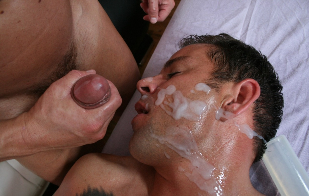 Cum gay in mouth