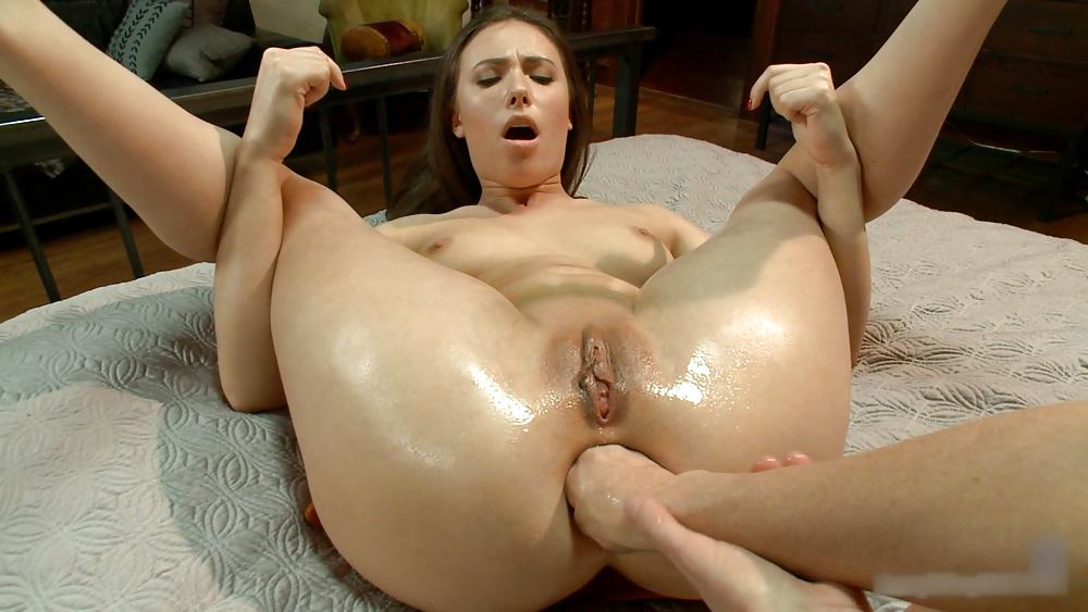 Extreme anal training