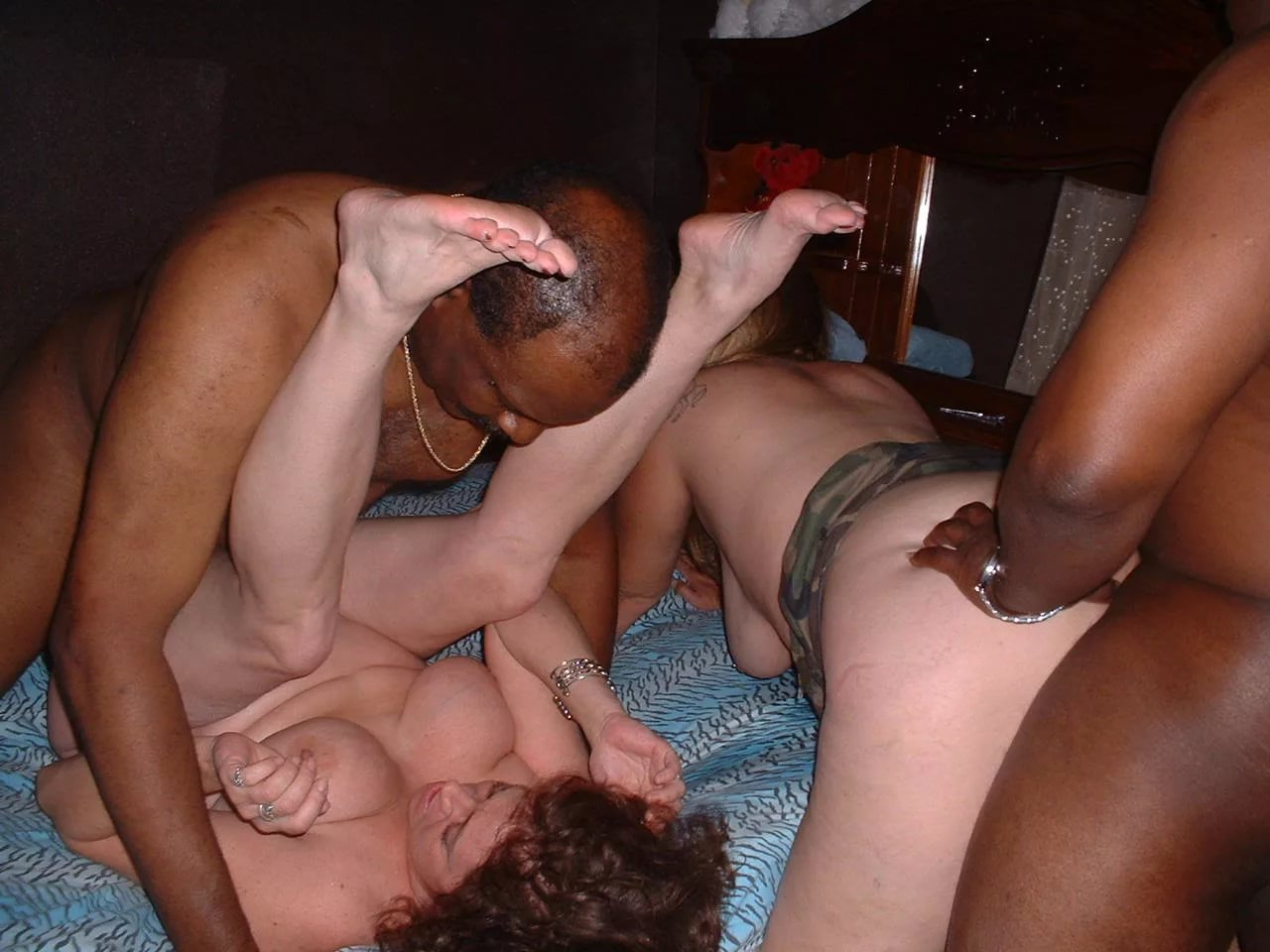 Gay hole stretching
