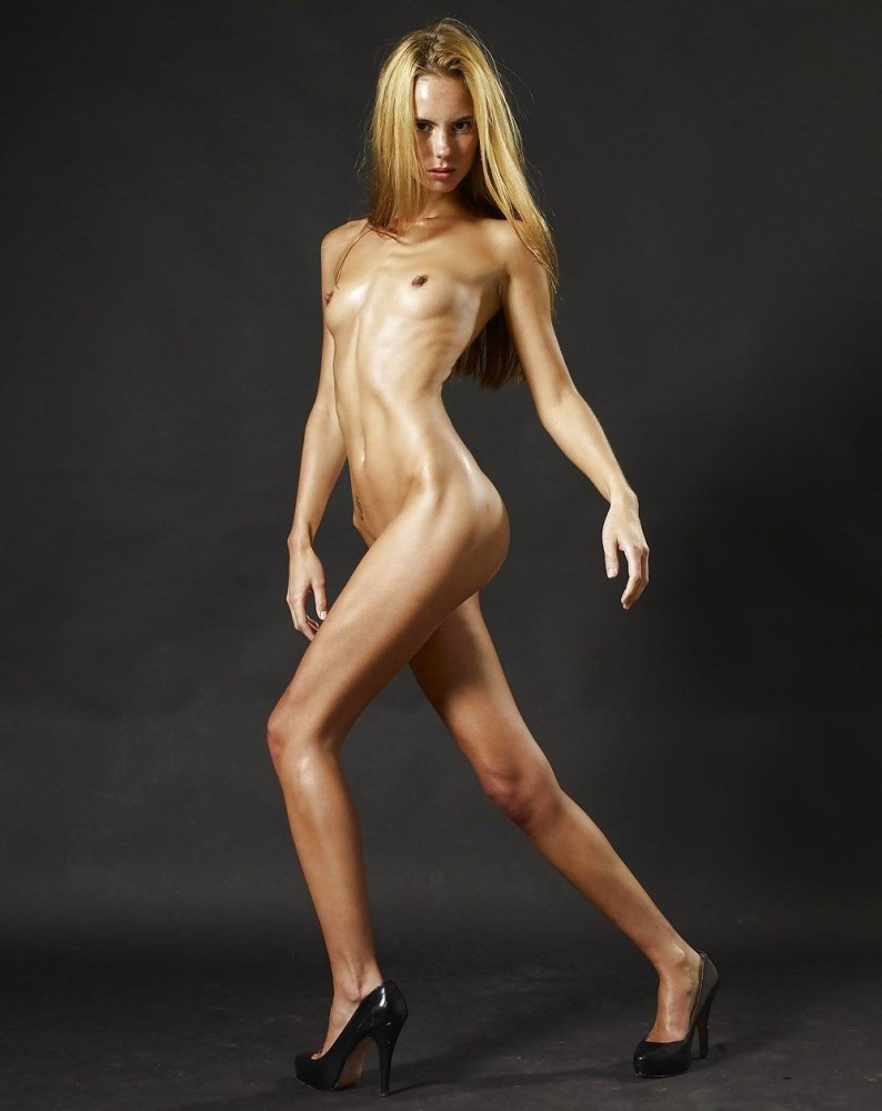 Sexy Yellow Bone Girls Nude