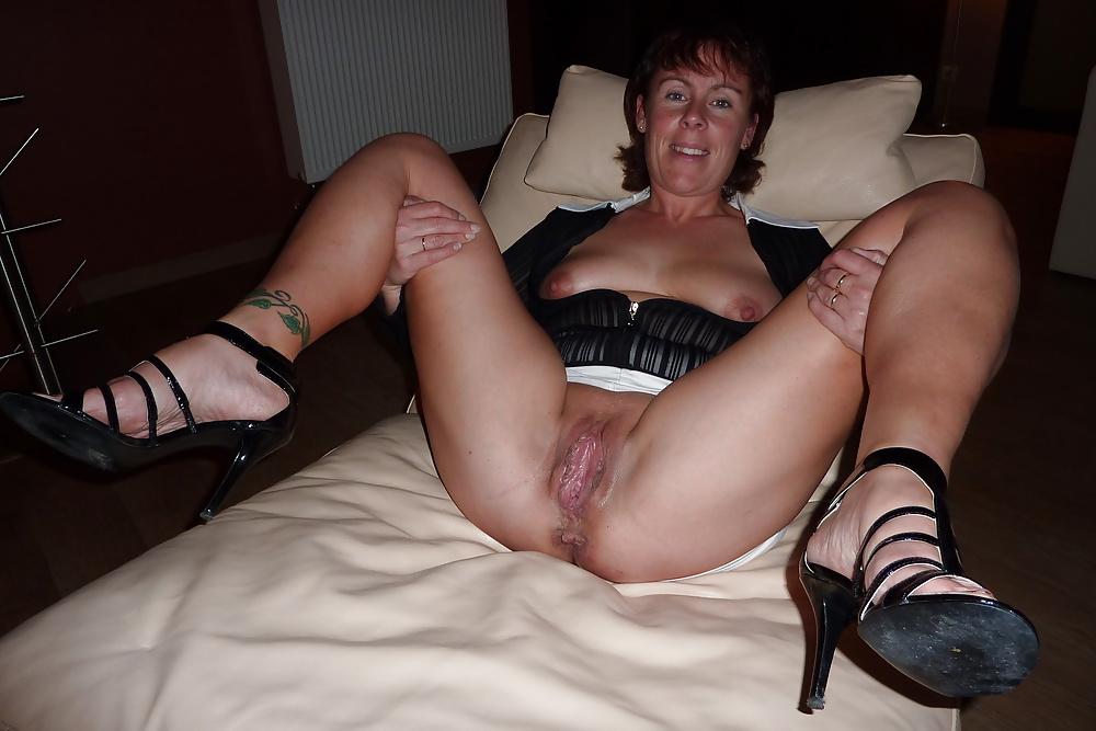 Sexy Mature Legs