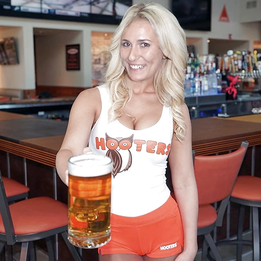 Kinky hooters girl