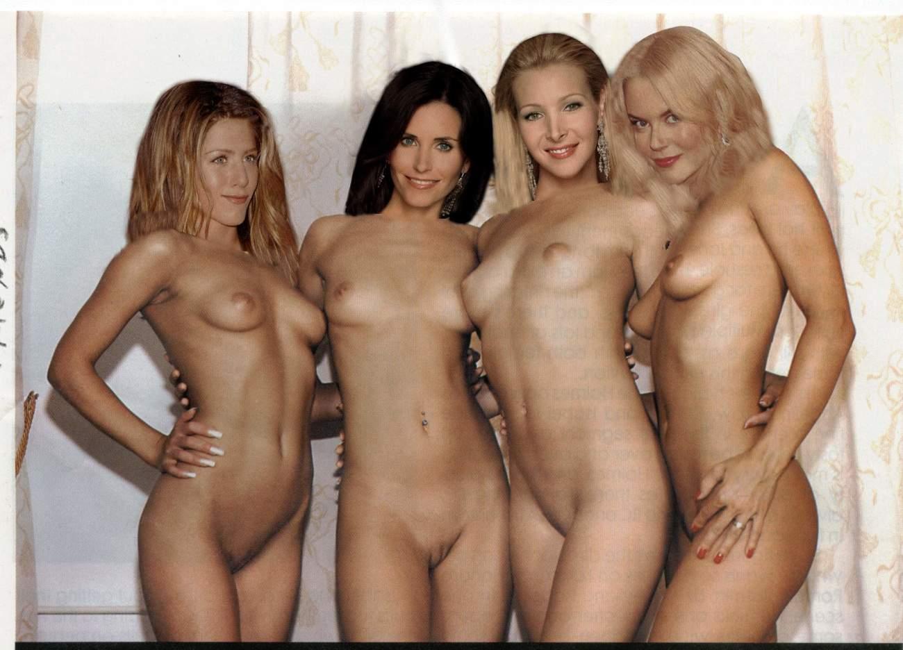 Latina spice girls nude