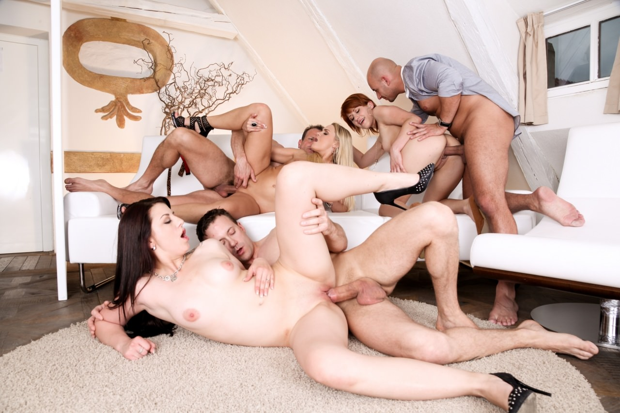 Anal house party, moonphace porn