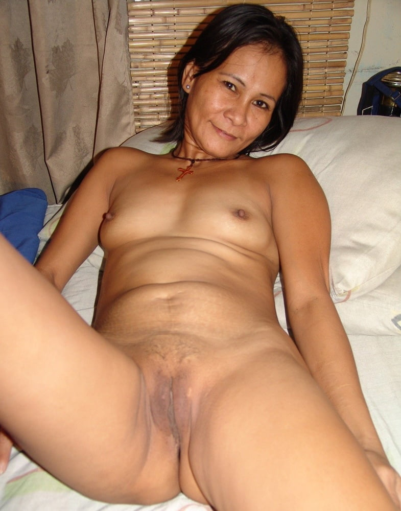 Nude Pinay Milf