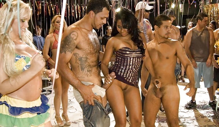Brazil carnival pussy fucking — pic 1