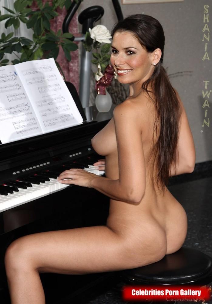 Shania Twain Famous Nudes