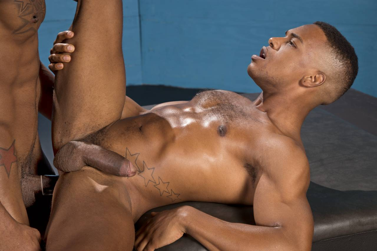 Black Gay Men Hardcore