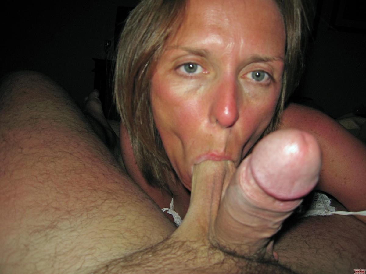 Balls licking