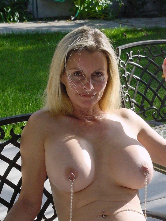 Great big boobs milf