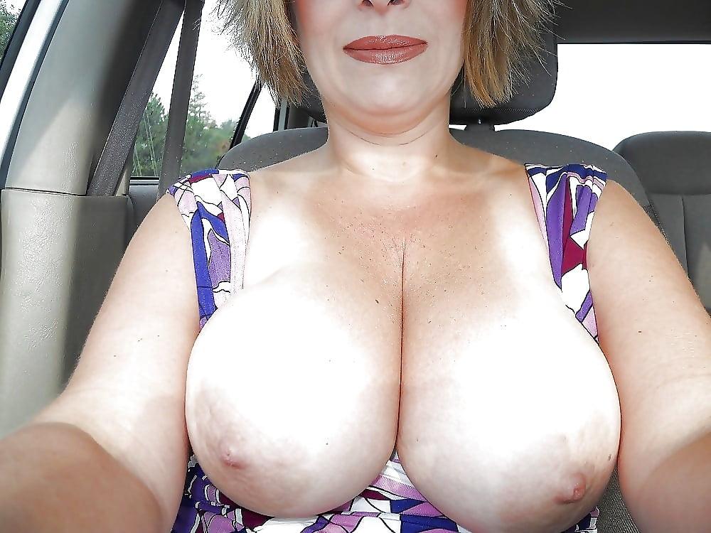 Massive old tits