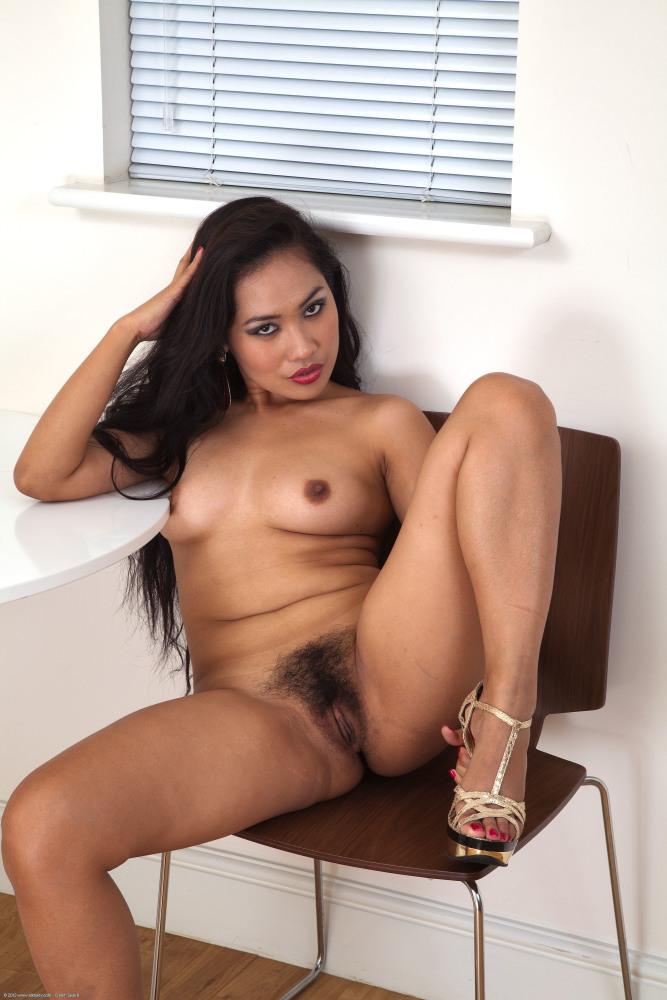 Hairy Latina Girl