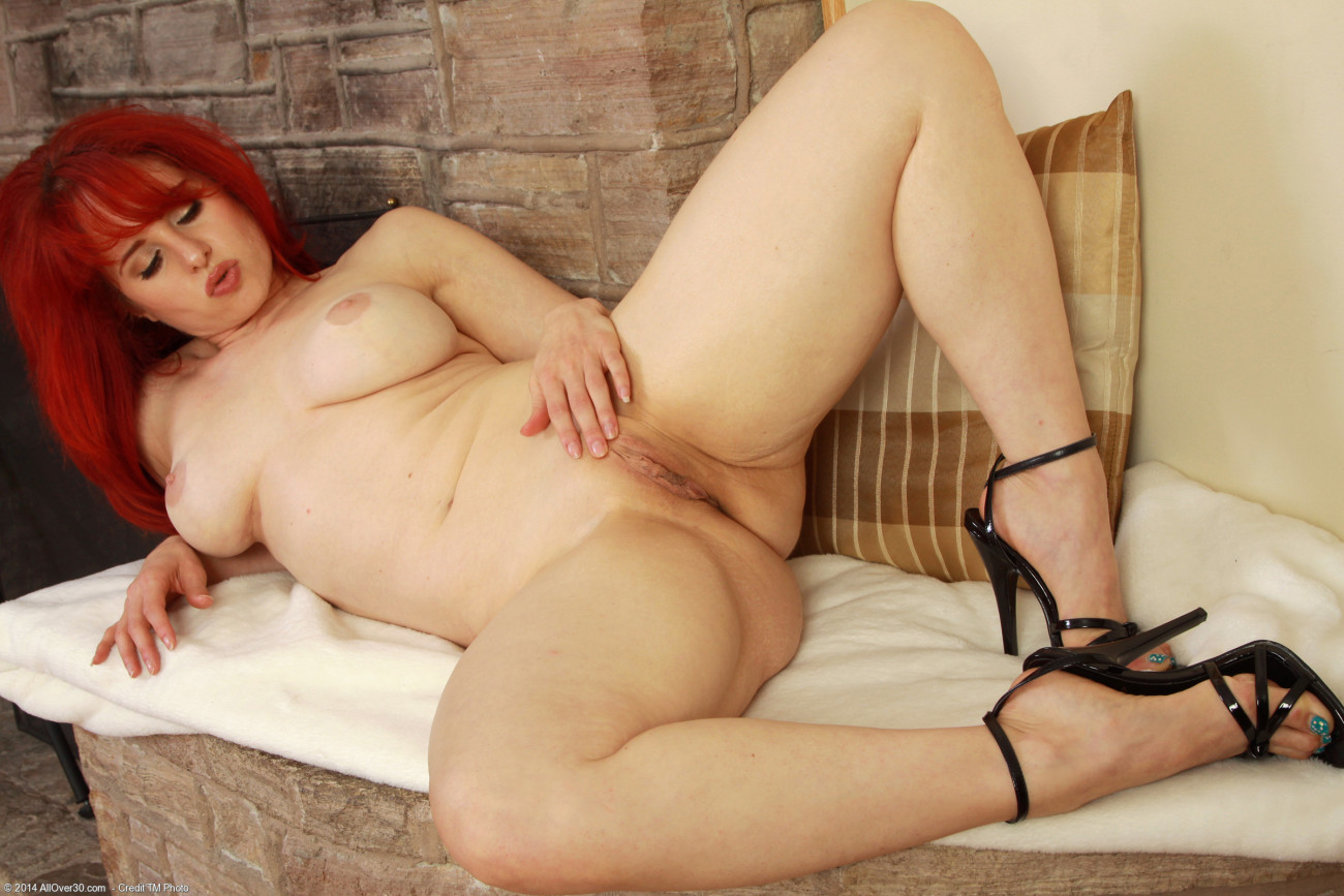 Sexy mature redheads free porno
