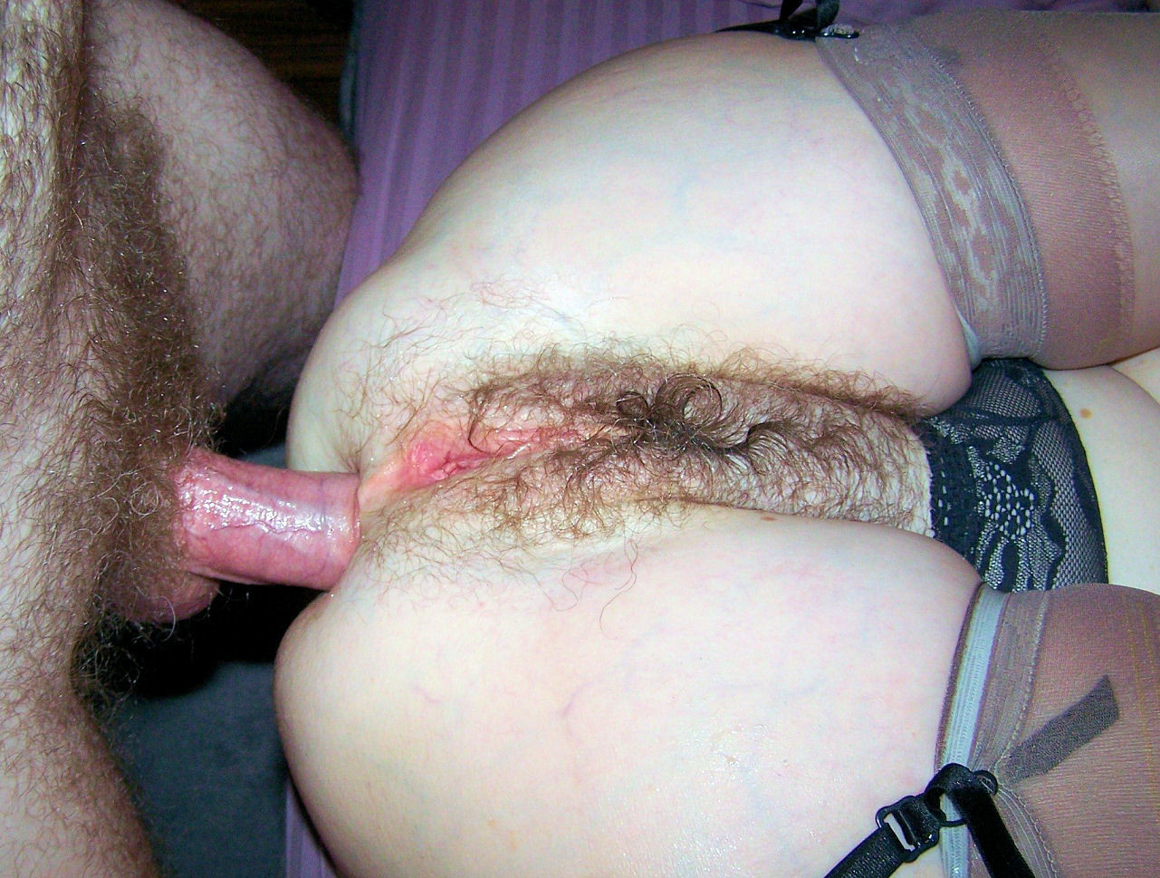 Anal hairy mature group
