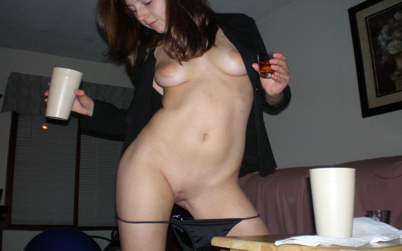 Unaware nude ex girlfriends