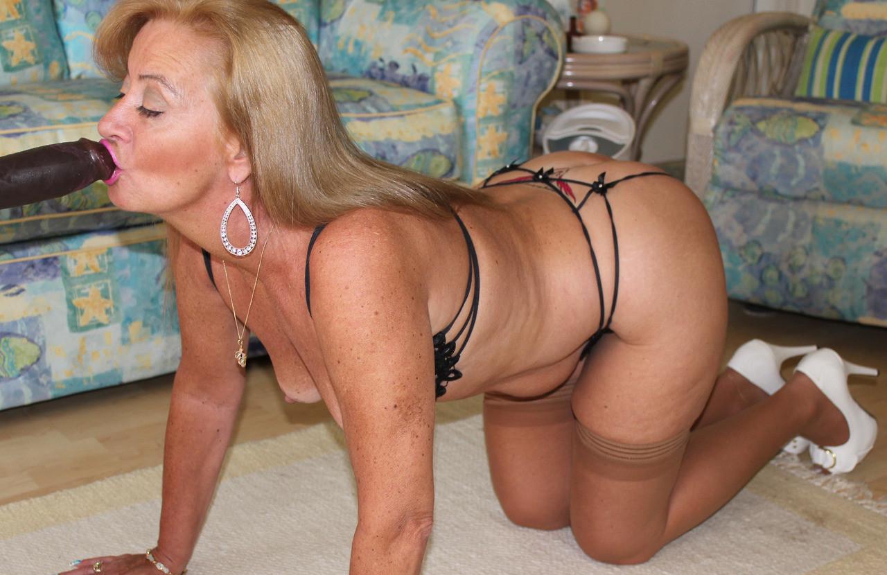 Blowjobs in lingerie hogtied