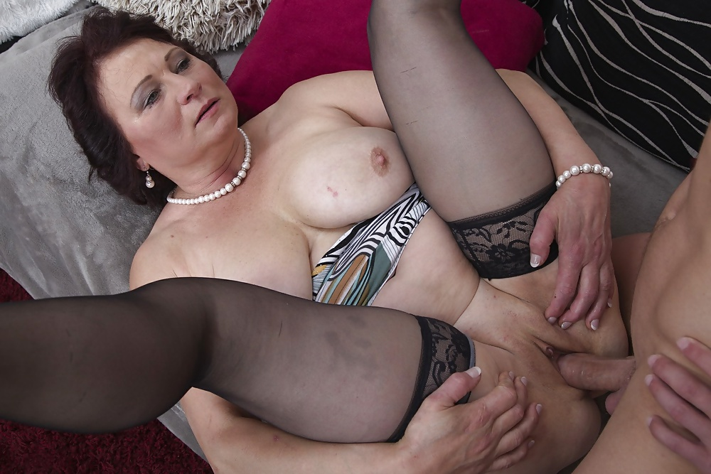Older Mature Lady Part