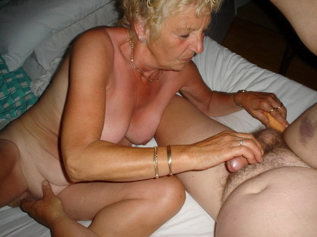 Granny hand jobs compilation free pics