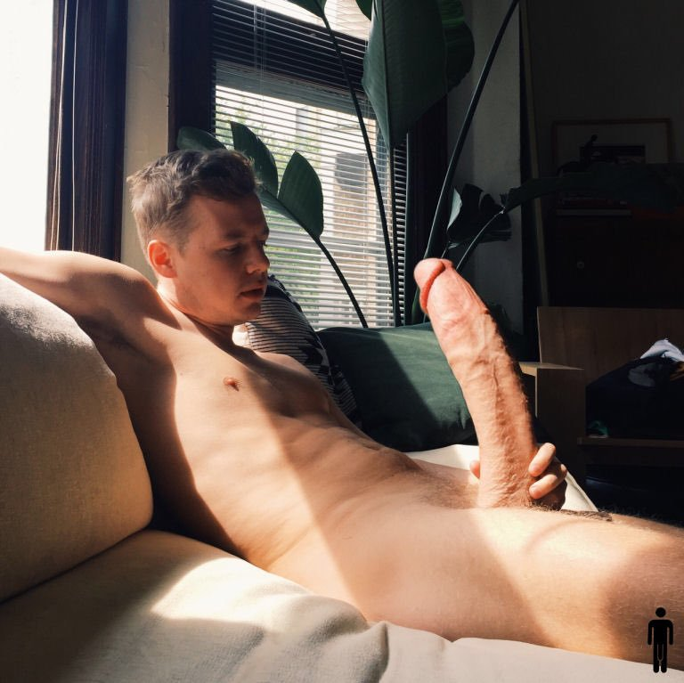 Huge young cock