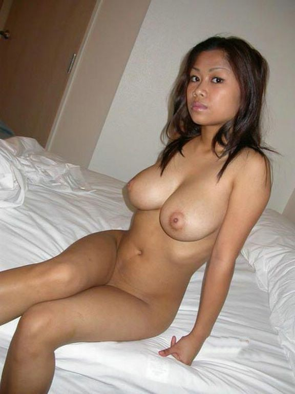 Nude hairy indonesian girl