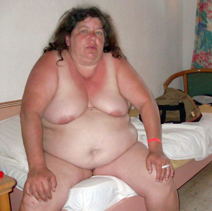 Fat Naked Ugly Woman