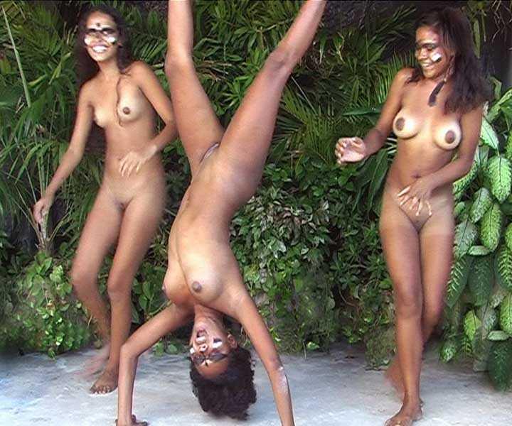 Tropical brazilian amateur girls