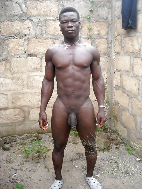 South African Men Naked