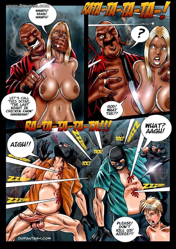Fansadox 048 - Cagri - Arabian Nights Sexy Comics - Cartoon Porn Comics