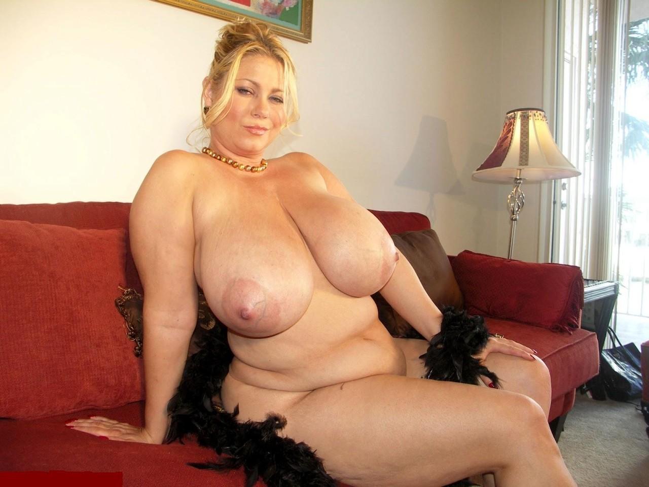 Mature Big Boobs Mom Anal
