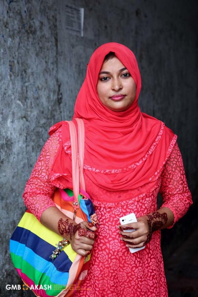 The Pride of Hijab - GMB AKASH