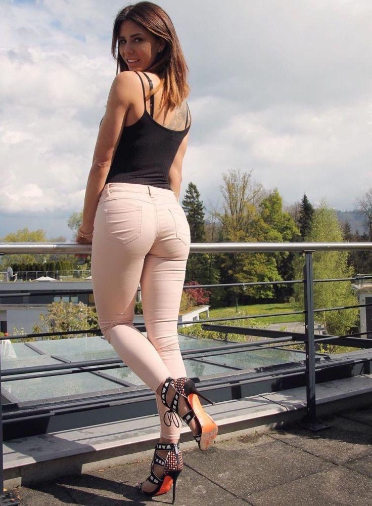 Bubble Butt Short Shorts