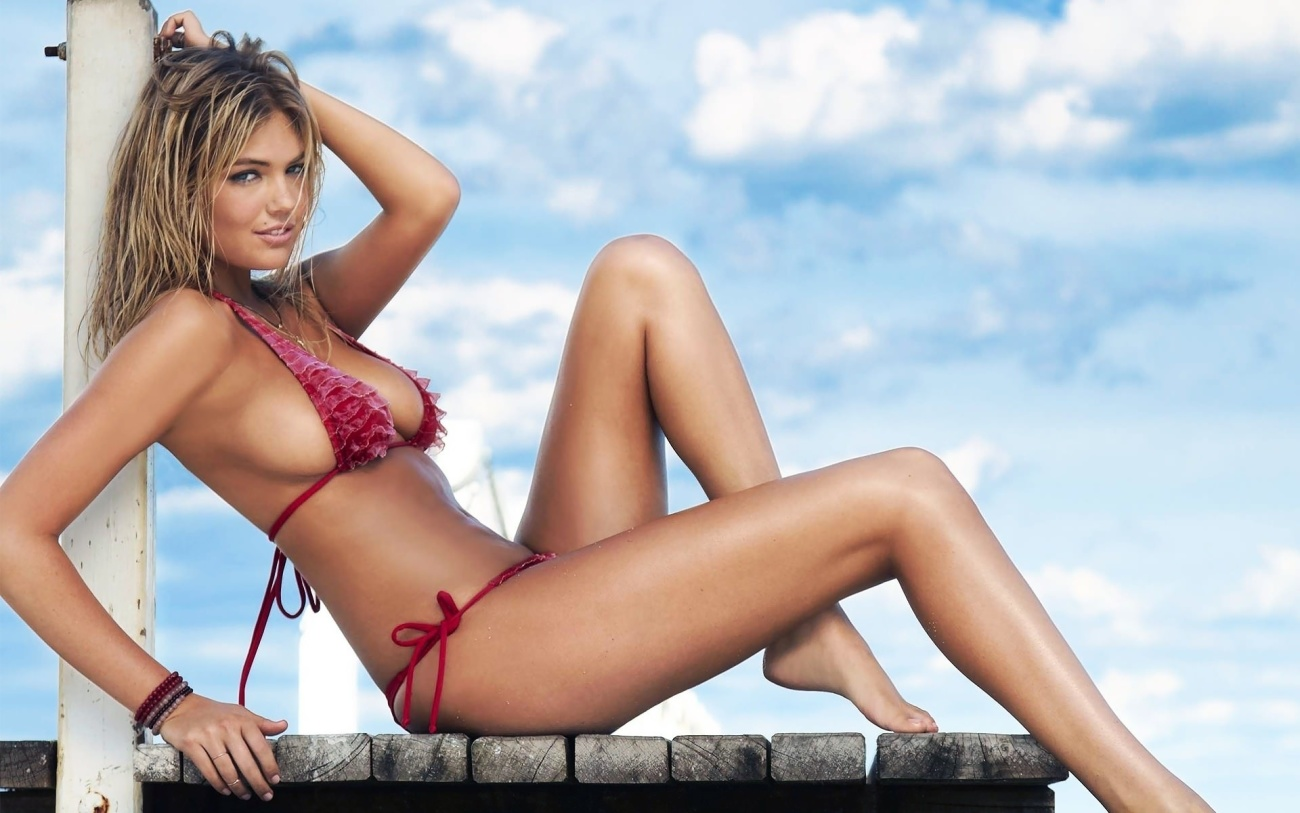 Top Ten Most Beautiful Blond Models