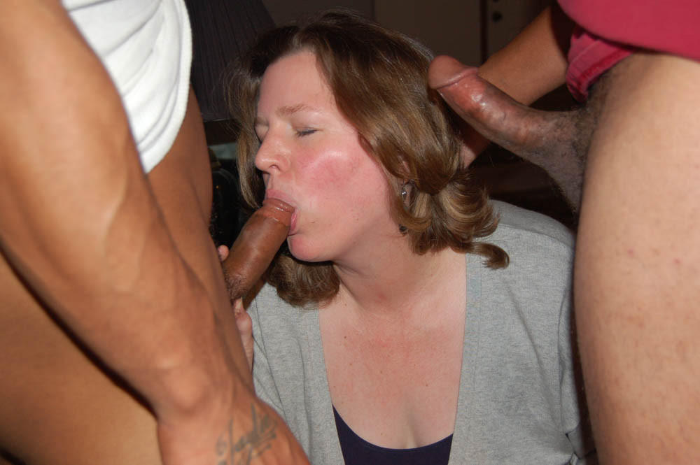 Free watching wife give blowjob pics