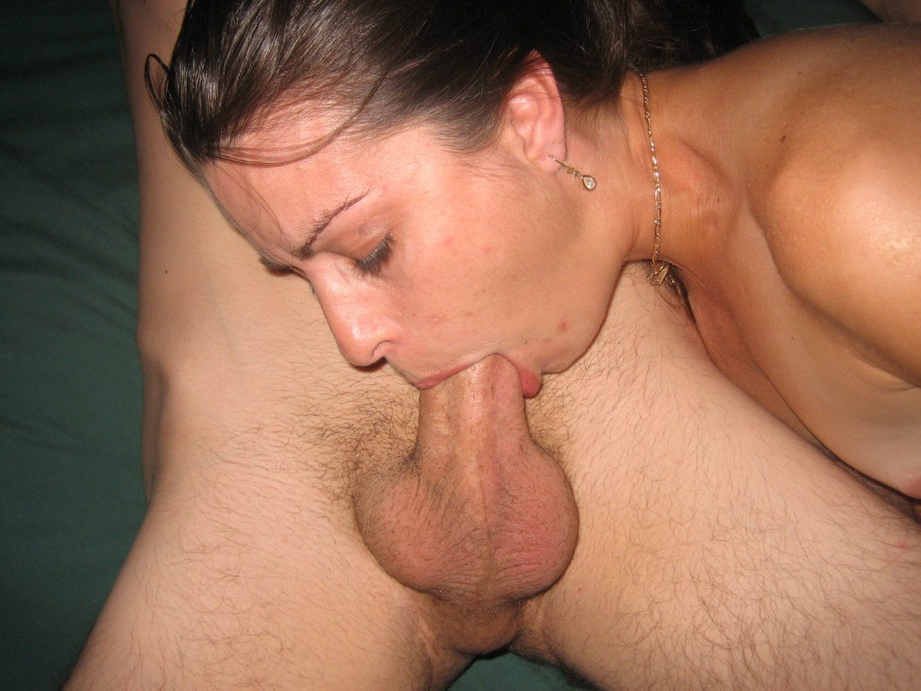 Homemade anal oral