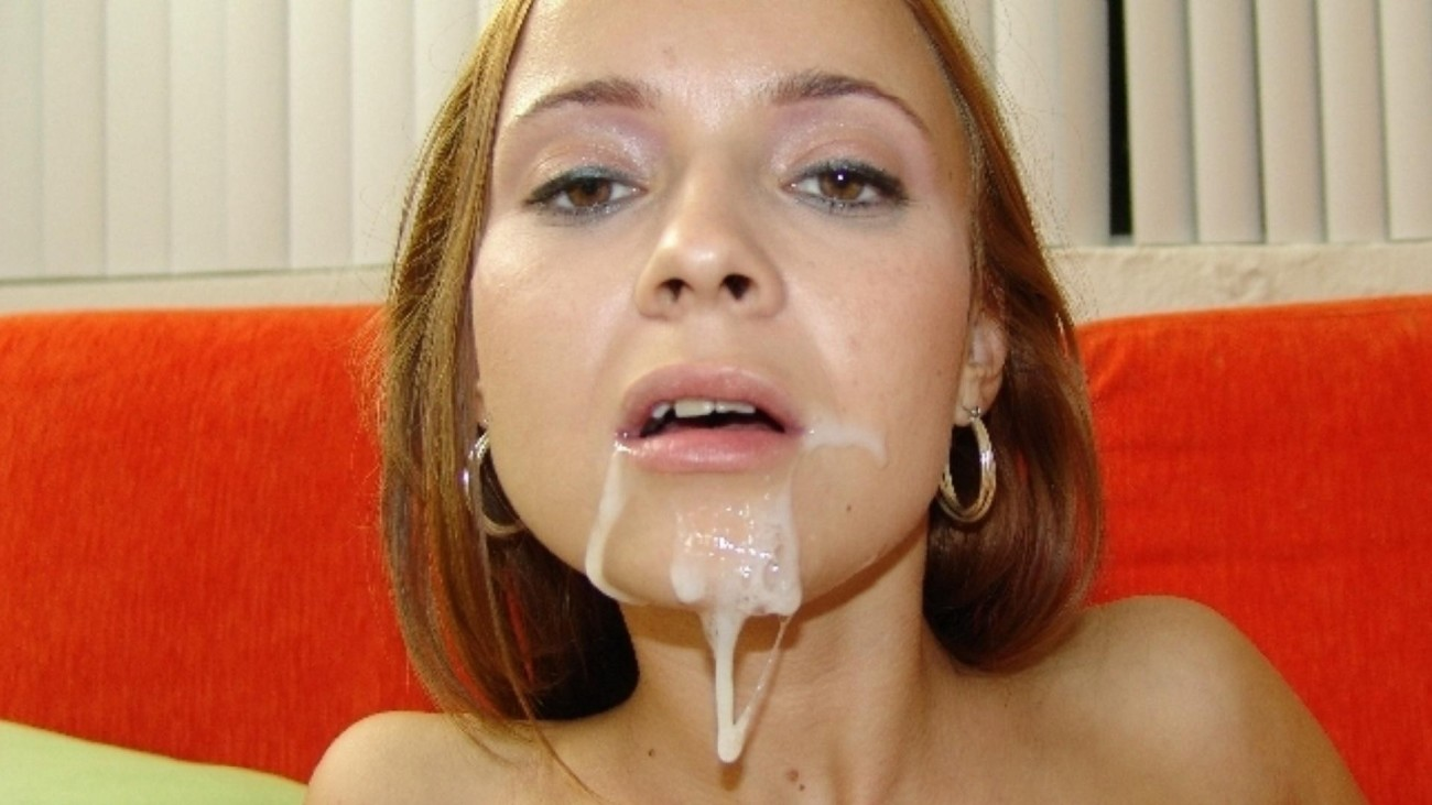 Russian Cumslut Masha