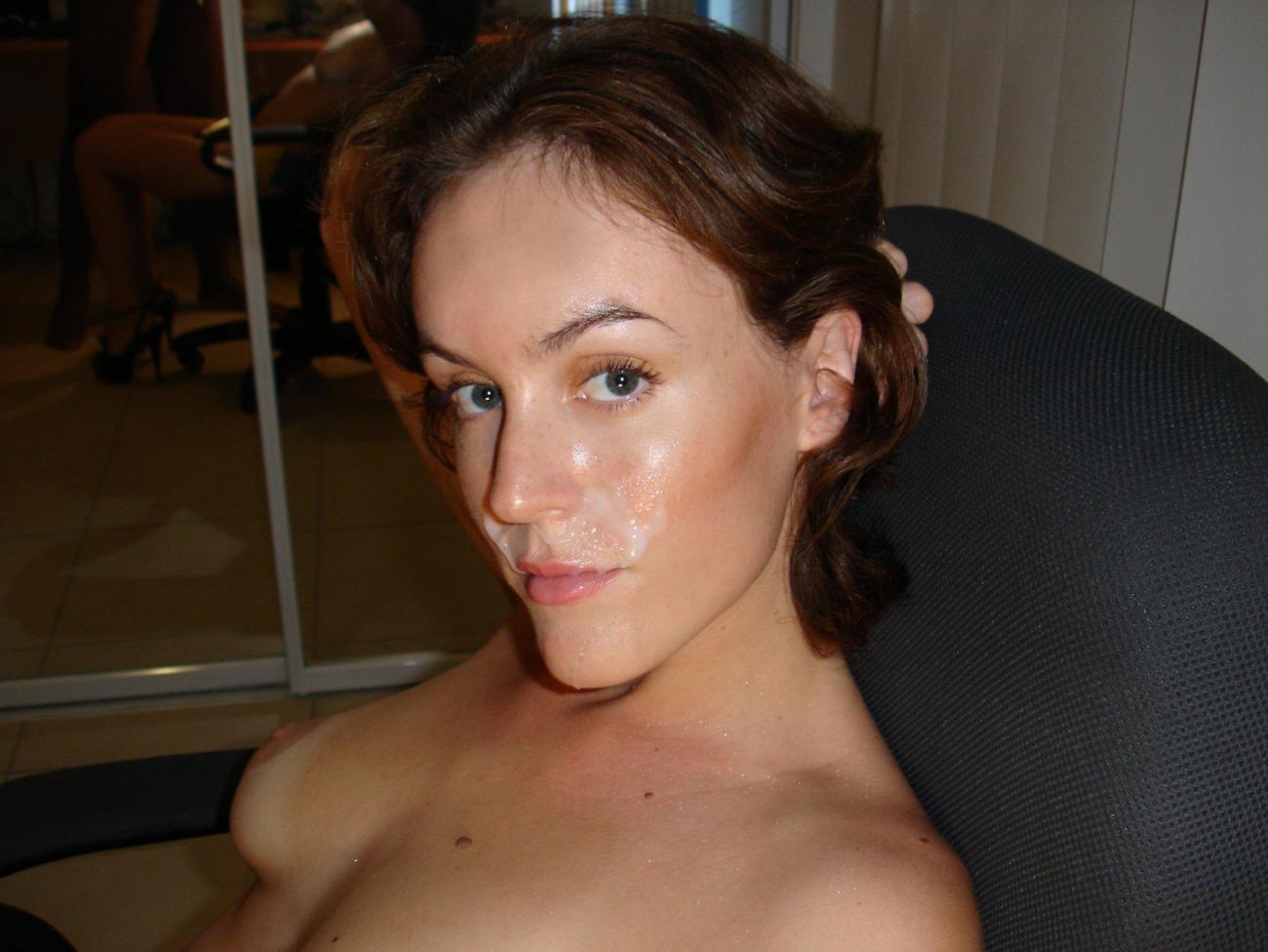 Naked Women With Cum Facials Sex Gallery