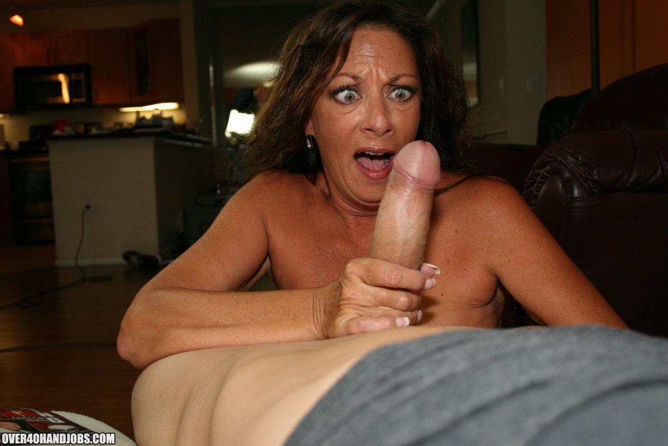 Massive dick for mature women