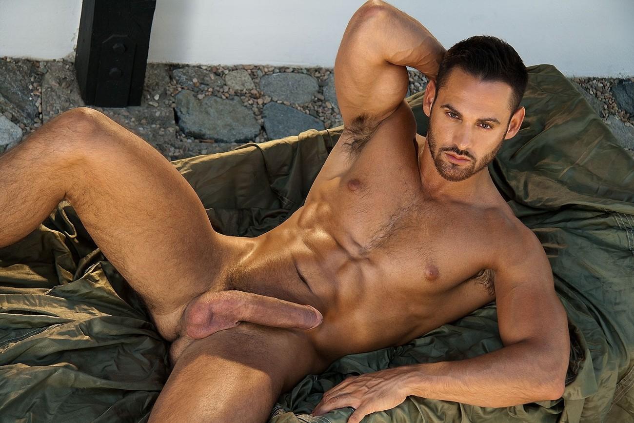 Gay male pornstar adam dexter