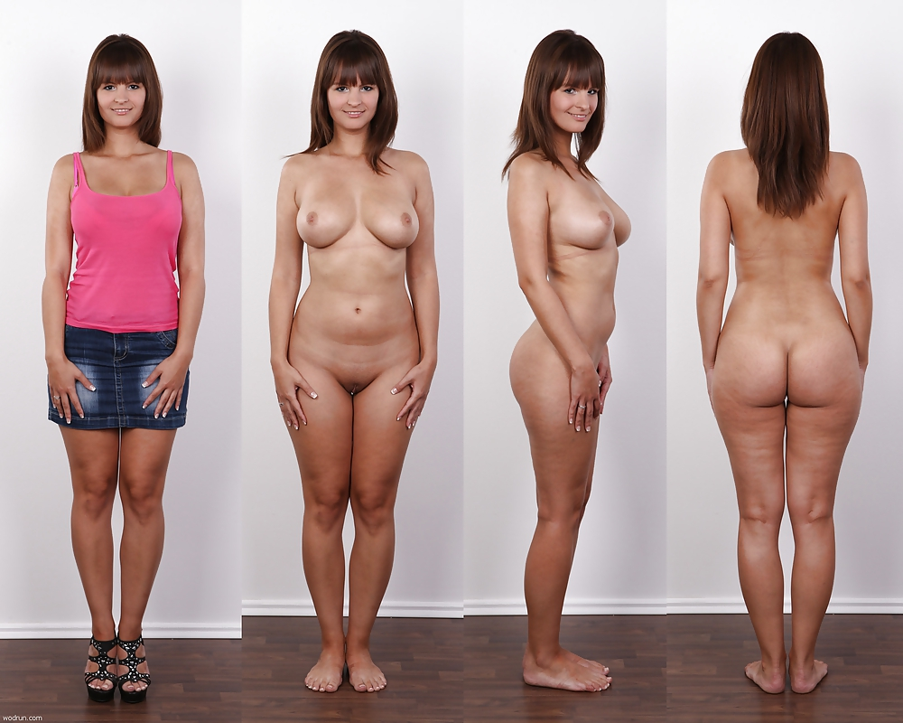 Dressed and Undressed women - 12 Pics - xHamster