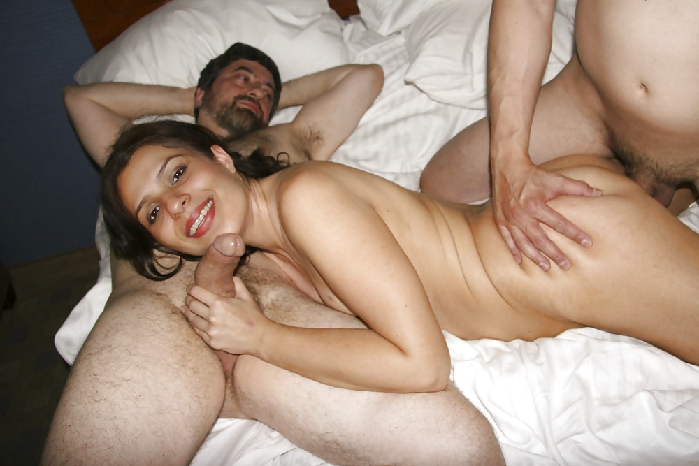 Married couple fuck milf