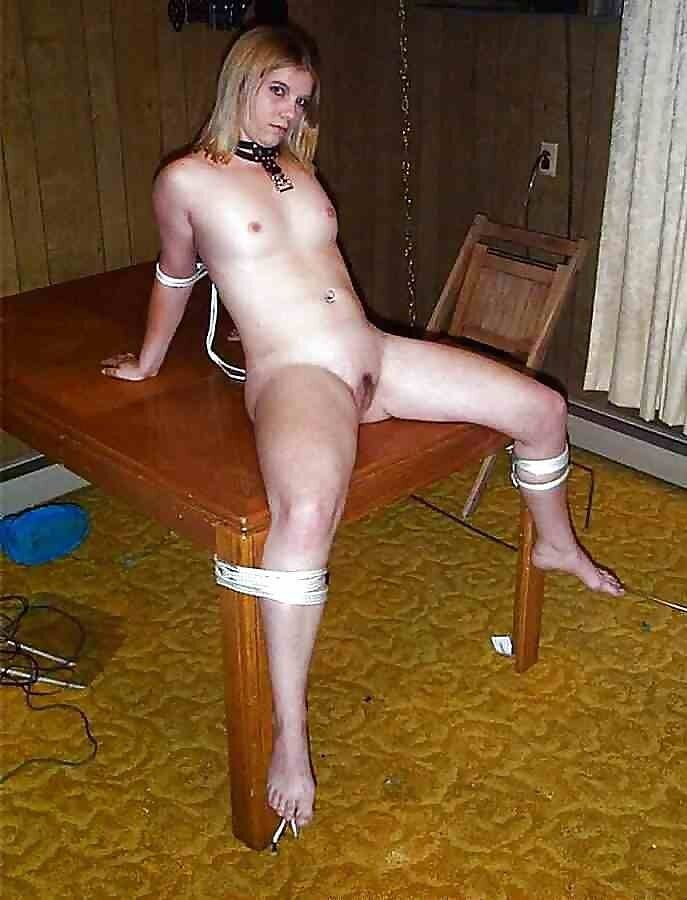 Homemade amateur bondage bdsm