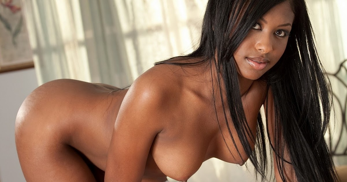 Naked black babes